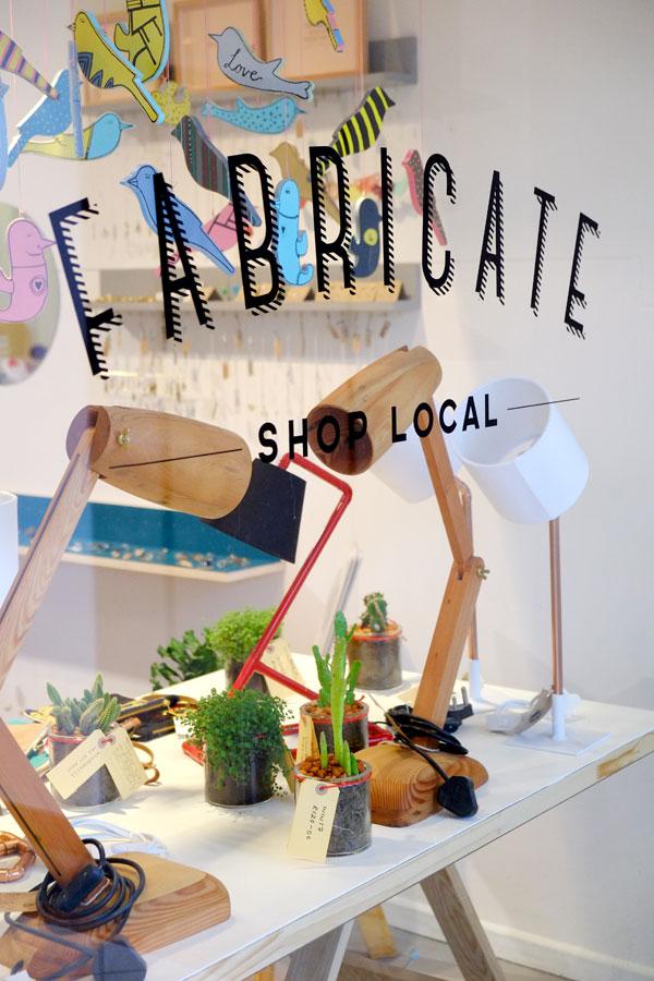 Fabricate, Shop Local