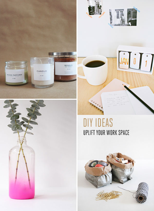 Office DIY ideas
