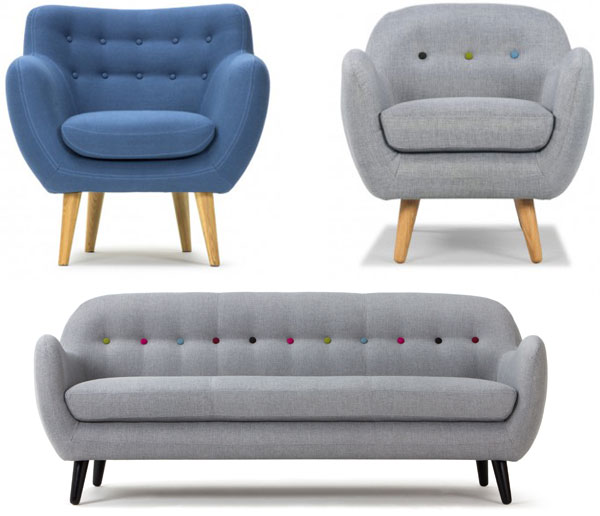 Sofa company scandi design comes to sa lanalou style The sofa company