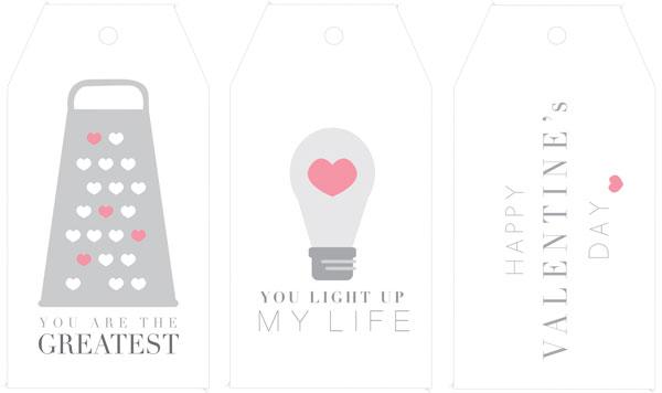 Valentines printables