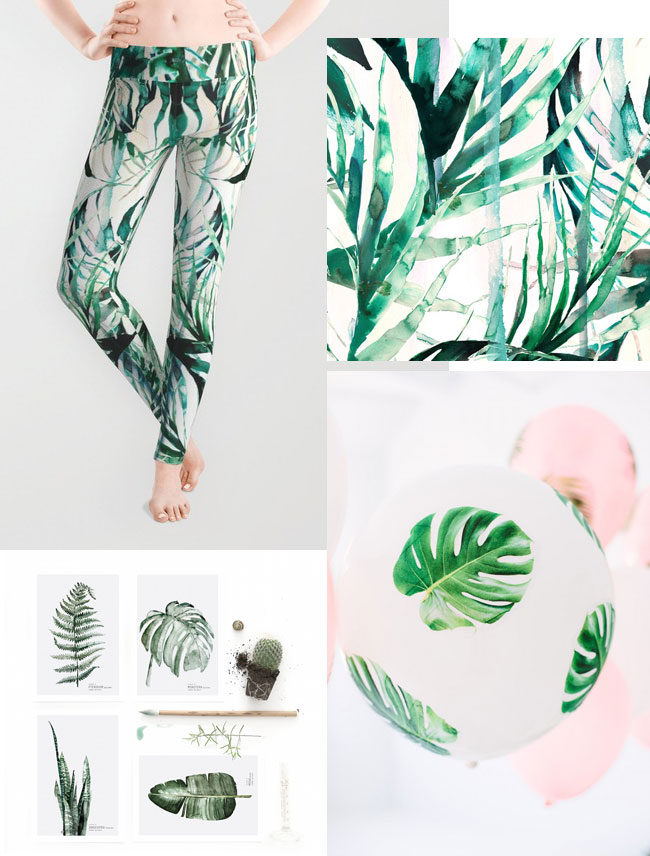 Tropical finds