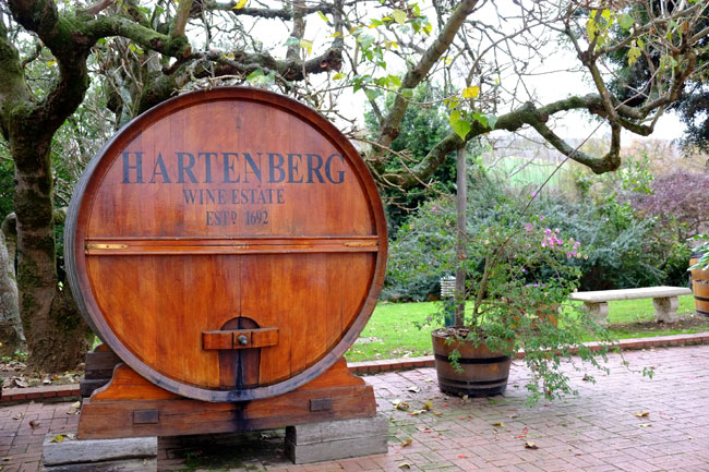 Hartenberg Wine Estate
