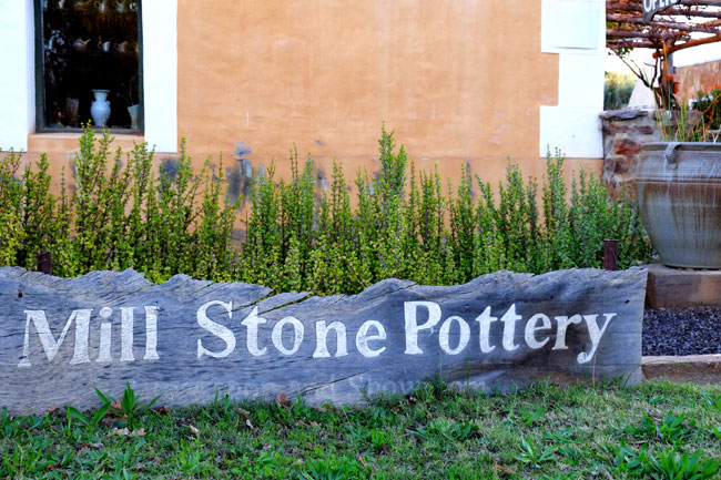 Mill Stone Pottery