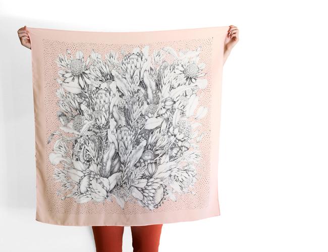 Edith Rewa scarf