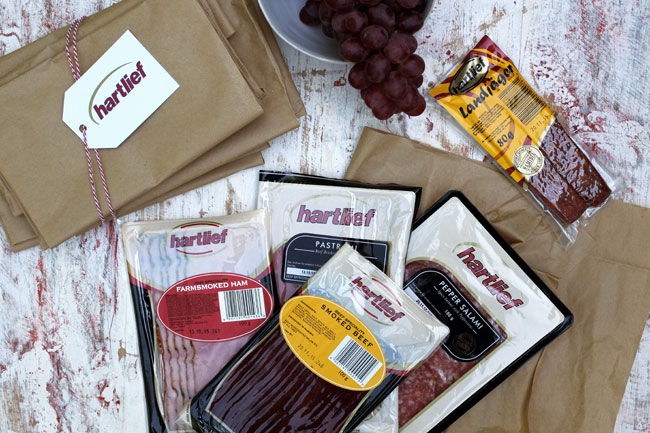 Hartlief cold meats