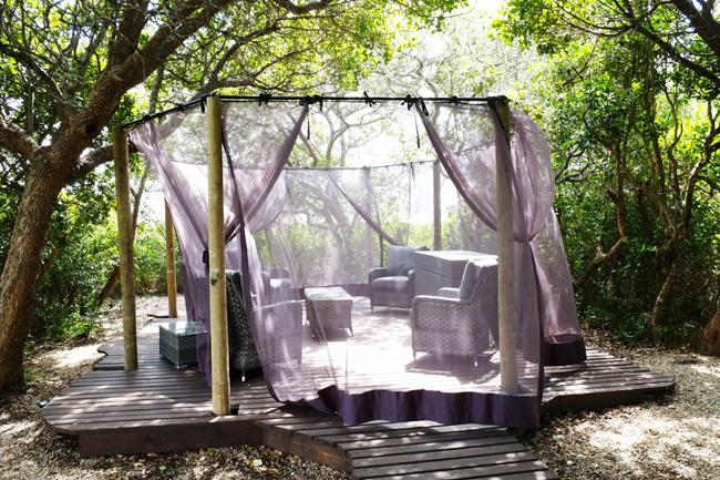Rain spa - Mosaic Farm