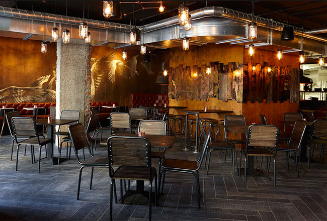 Charango Grill & Bar