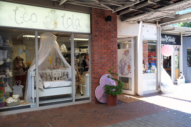 Leo and Lola baby boutique