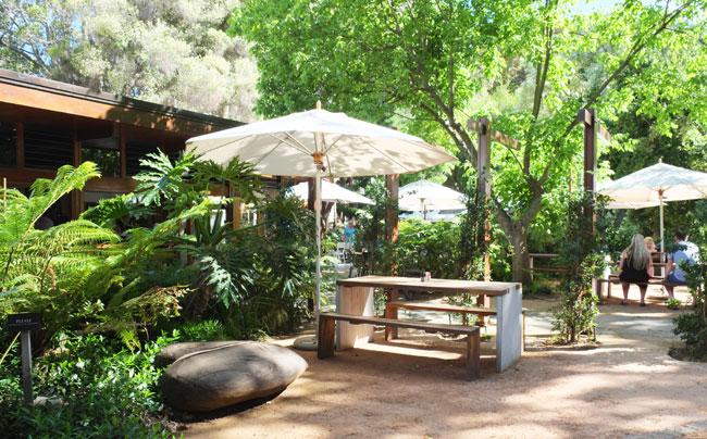 Company's Garden Restaurant