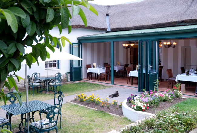 De Doornkraal Boutique Hotel