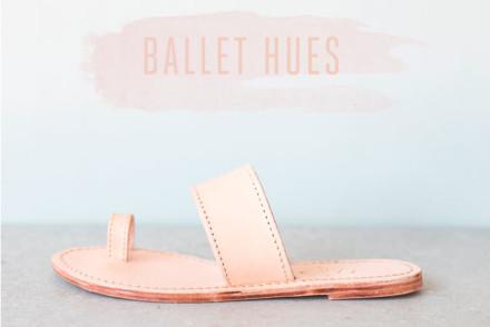 Ballet-pink