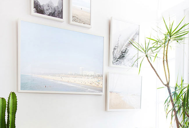 Beach prints for your home