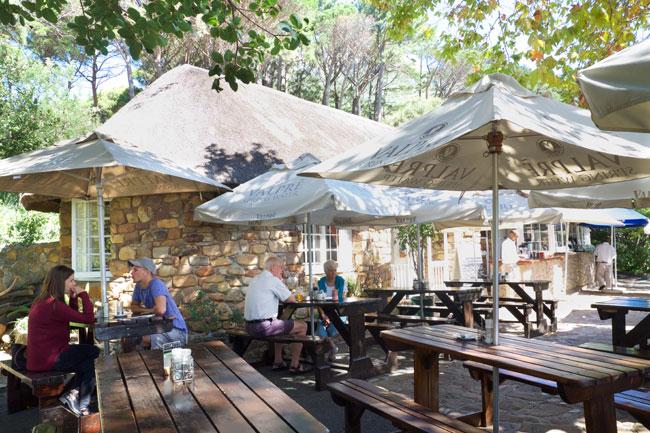 Rhodes Memorial Restaurant