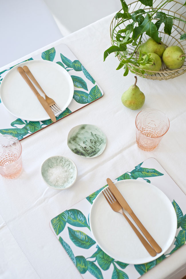 Lulu Designs placemats