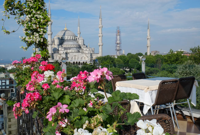 Istanbul views