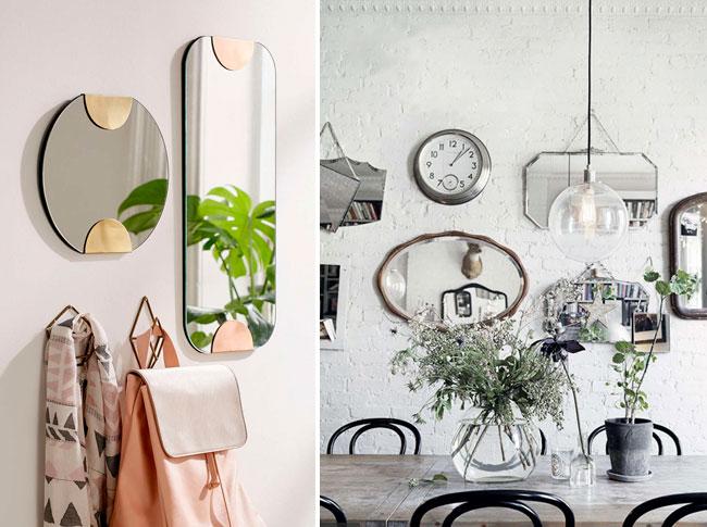 Mirror wall inspiration