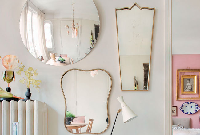 Mirror wall inspiration