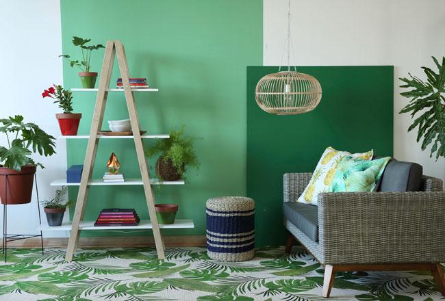 Tropical decor inspiration