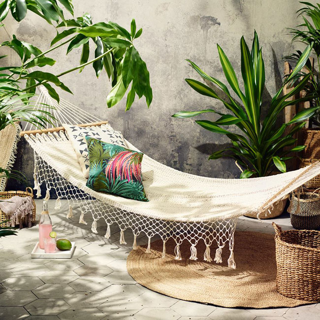 Tropical Outdoors Inspiration