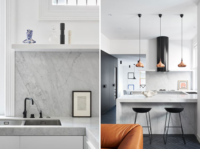 Marble kitchen inspiration