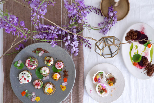Tapas and Styling Workshop