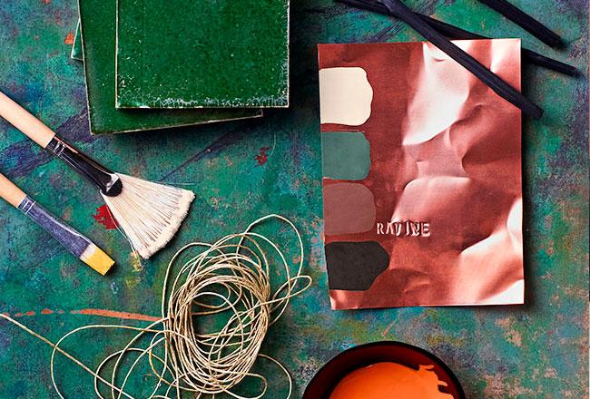 Terrain Colour Palette Inspiration