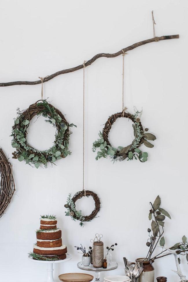 Natural Wreath Inspiration