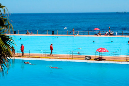 Sea Point Pool Summer