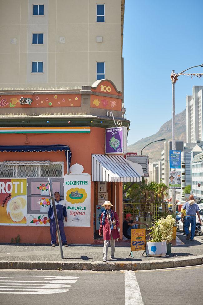 The Rose Corner Cafe - Bo Kaap