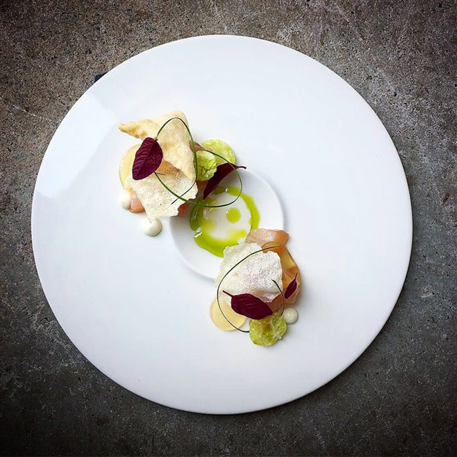 The Art Of Plating - Gregory Czarnecki