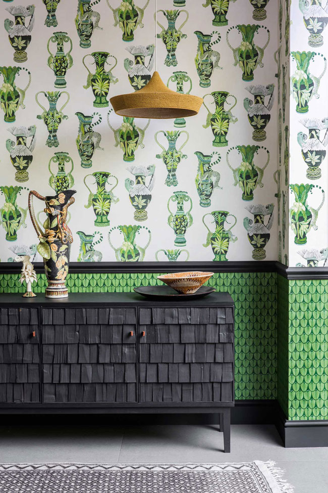 Halsted Design wallpaper