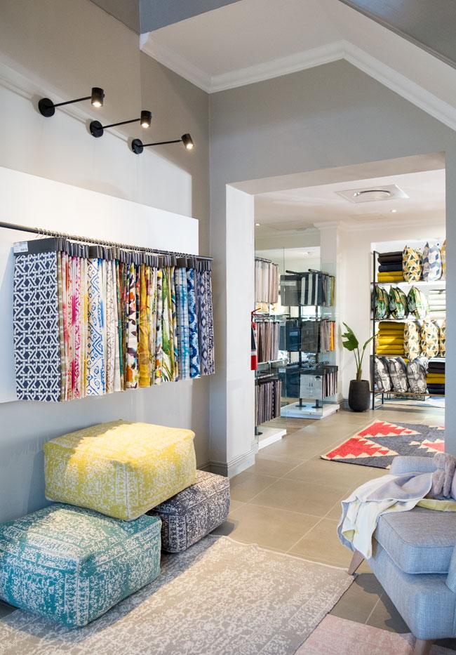 Hertex Fabrics, Chelsea Village