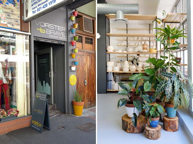 Vorster & Braye ceramics