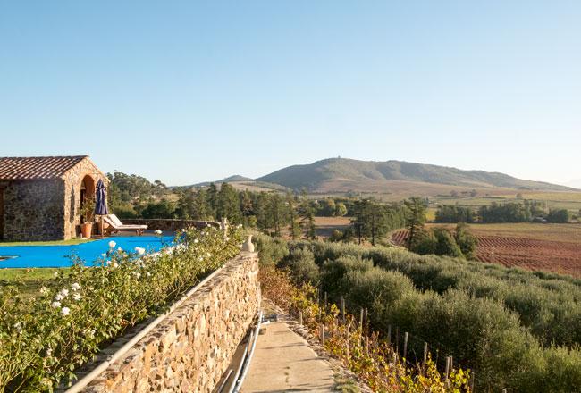 Casa Mori, Stellenbosch