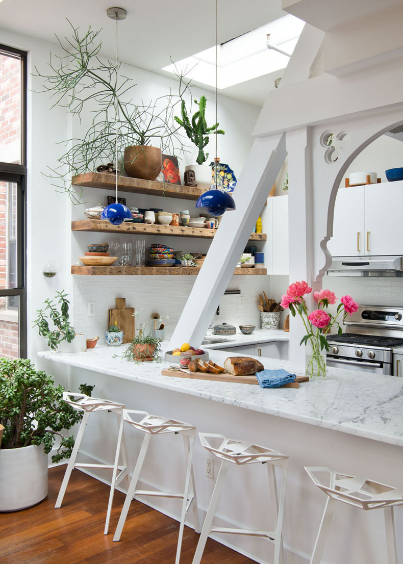 Kitchen Goals For An Eclectic Home Lanalou Style