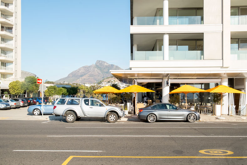 Lily's Restaurant, Mouille Point
