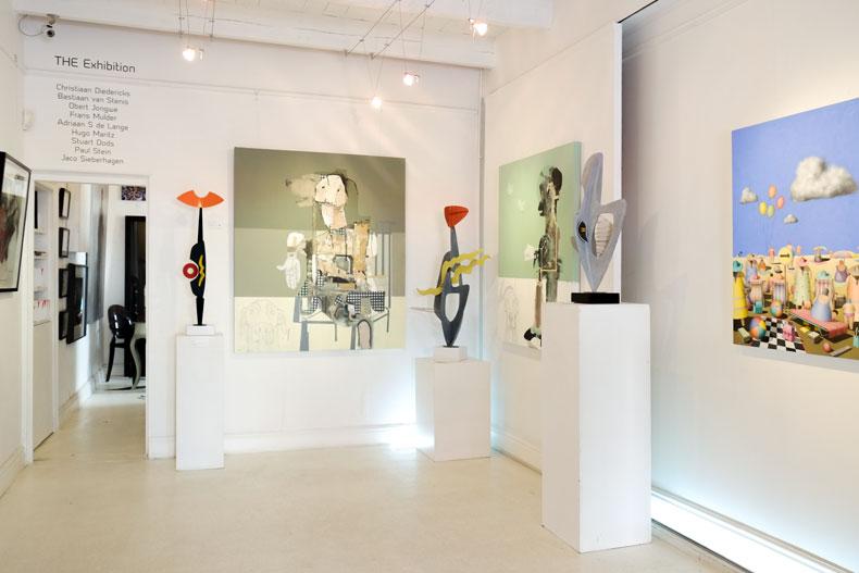 Roussouw Modern Gallery Hermanus