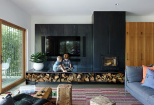 Wood Storage Ideas