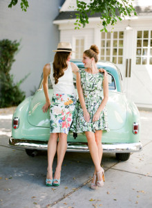 Jose Villa-Tropical wedding