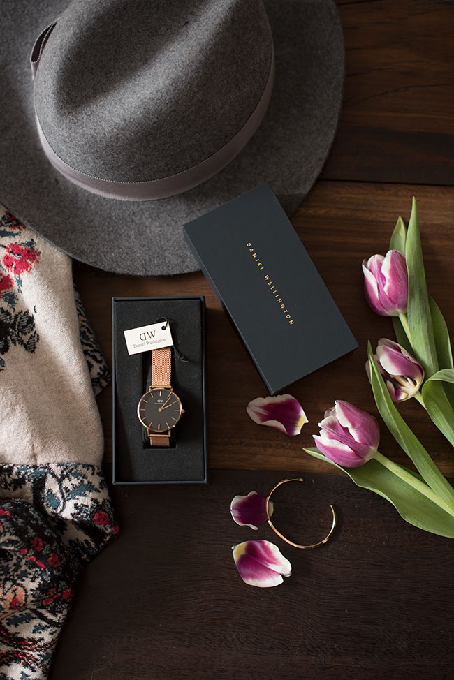 Daniel Wellington Classic Petite Watch