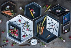 Rialheim ceramic platters