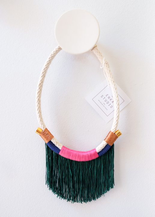 Tippi Fringe Necklace