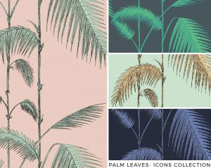 Palm Leaves wallpaper - Icons Collection